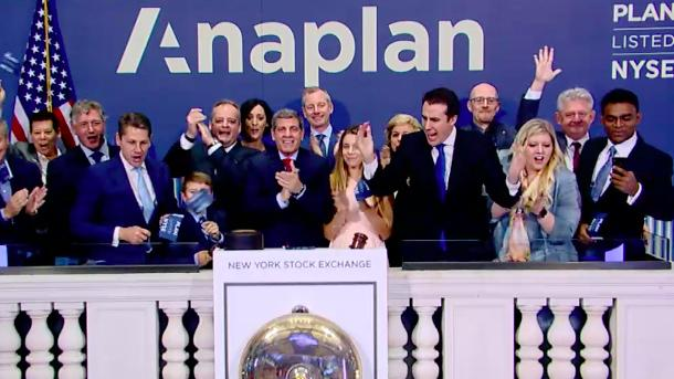 Anaplan IPO