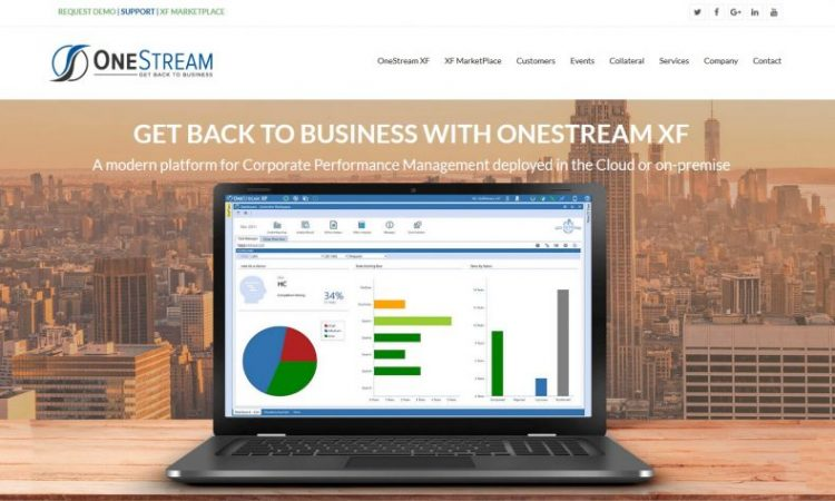 OneStream XF Services