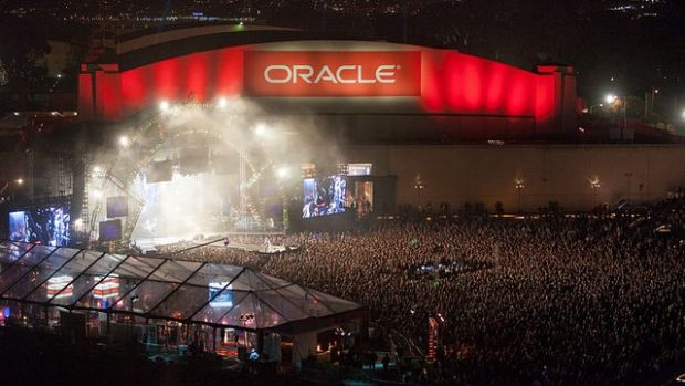 Oracle OpenWorld Event